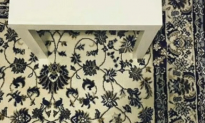 Internet Puzzle Solvers Struggle to Find Phone on Rug (Video)