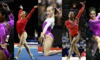 US Women's Gymnastics Choses 5 for Rio Olympic Team
