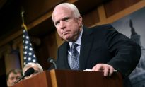 John McCain Sends a Warning to Trump on Lifting Russia Sanctions