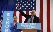 With Sanders Endorsement, Clinton Completes Democratic Dream Team