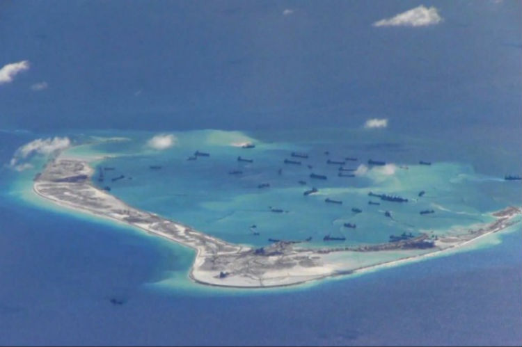 Chinese Militarization Spurs Resistance and Buildups Across Disputed Asian Waters