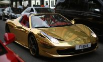 Excesses of Global Super-Rich Elbowing Out London's Aristocracy