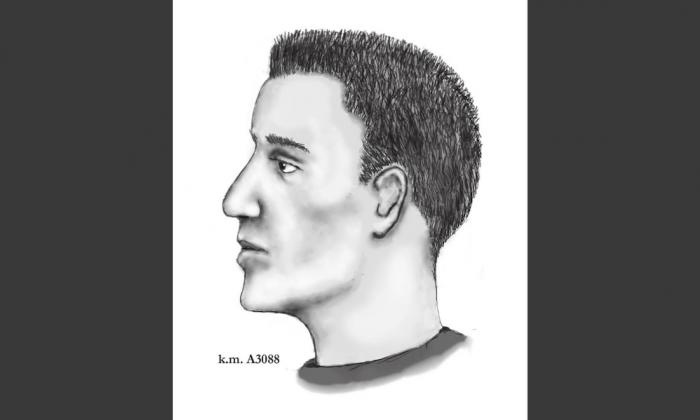 Police sketch of alleged serial killer in Phoenix, Arizona. (Phoenix Police Department)