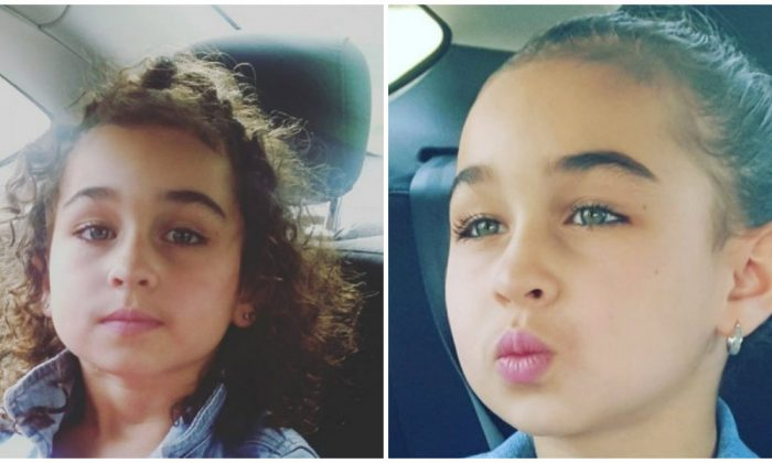 Calgary Police have issued an AMBER Alert for Taliyah Leigh MARSMAN and need to locate her immediately. (Calgary Police Service)