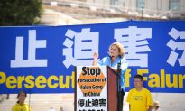 Annual Falun Gong Capitol Rally Notes Progress in Ending the Persecution