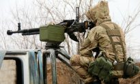 While NATO Discussed Russian Aggression, Fighting Spiked in Eastern Ukraine