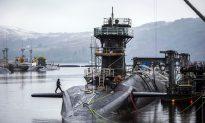 UK Nuclear Submarine HMS Ambush Damaged in 'Glancing Collision'