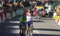 Jarlinson Pantano Wins Mountainous 2016 Tour de France Stage 15