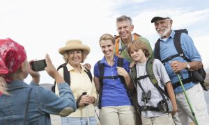 5 Tips for Planning a Multi-Generational Family Vacation