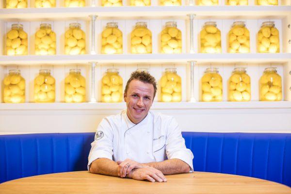 Chef Marc Murphy. (Courtesy of Dan's Taste of Summer)