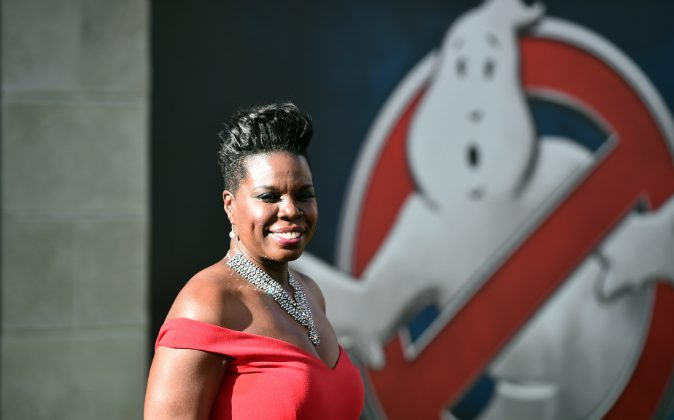 Actress Leslie Jones attends the Premiere of Sony Pictures' 'Ghostbusters' at TCL Chinese Theatre on July 9, 2016 in Hollywood, California. (Alberto E. Rodriguez /Getty Images)