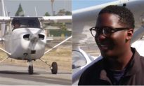 Teen Becomes Youngest African-American to Fly Across the Continental US