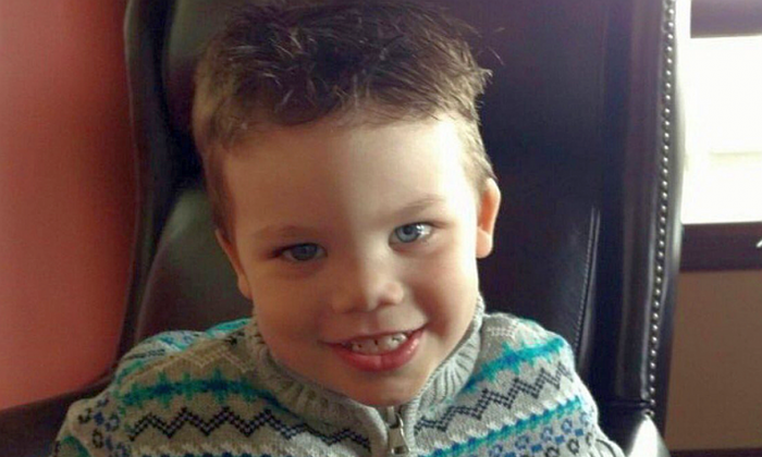 Lane Graves, the 2-year-old killed by an alligator near Disney World (Orange County Sheriff's Department)