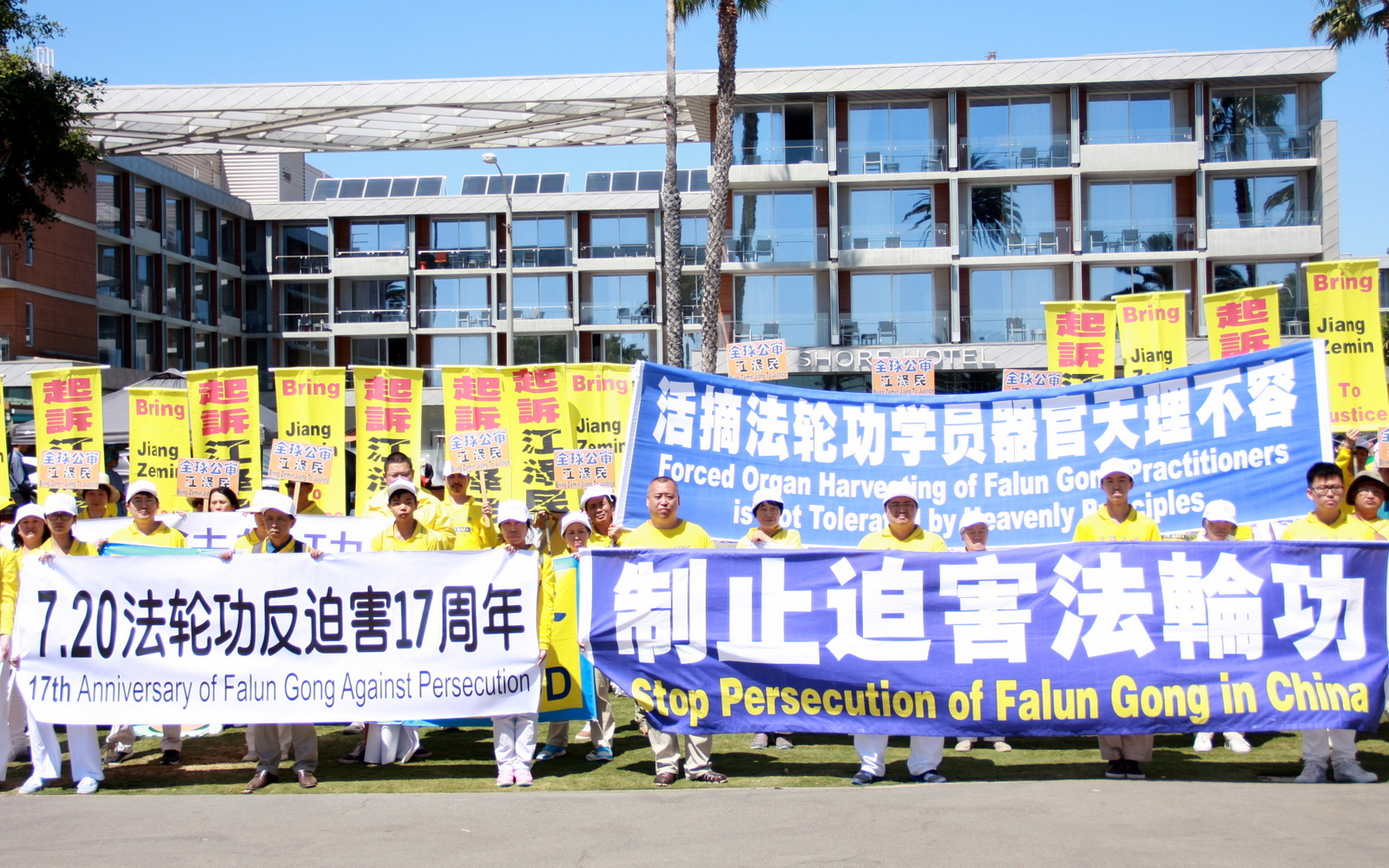 Researcher Hopes President Trump Will Hold China Accountable on Organ Harvesting