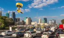 Drone Travel Taxi Able to Fly Humans Through the Air Readies for Launch (Video)