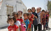 'Crisis' in Lebanon for Syrian Children out of School