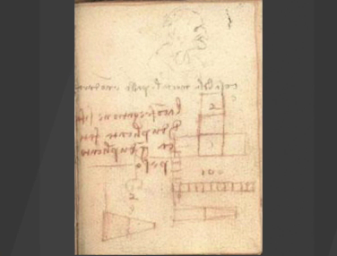 Researcher Makes Incredible Find In Leonardo da Vinci's 'Irrelevant' Scribbled Notes (Video)