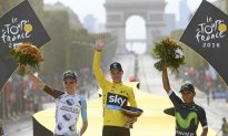 André Greipel Wins Stage 21, Chris Froome Wins Third Tour de France