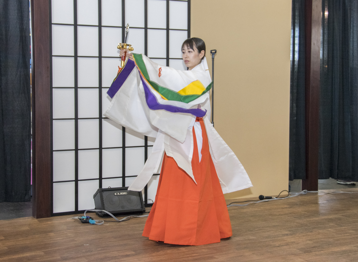Japanese Culture on Display at Fort Mason