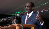 Zimbabwe's Finance Minister Makes a Doomed Pitch to London's Big Businesses