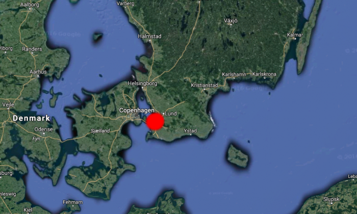 An explosion rocked an apartment in Malmo, Sweden, police said on Thursday night. (Google Maps)