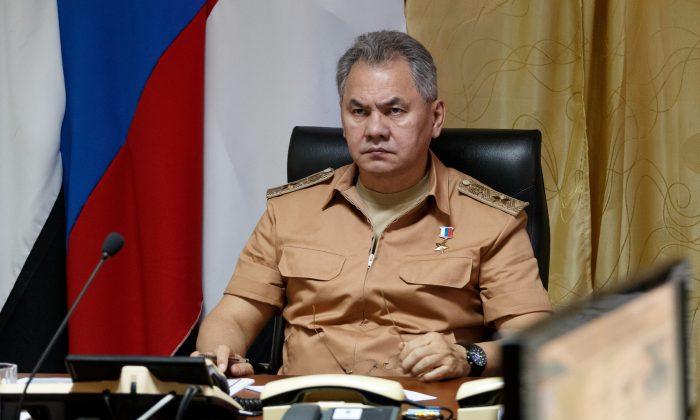 Russia Announces Humanitarian Operation in Aleppo