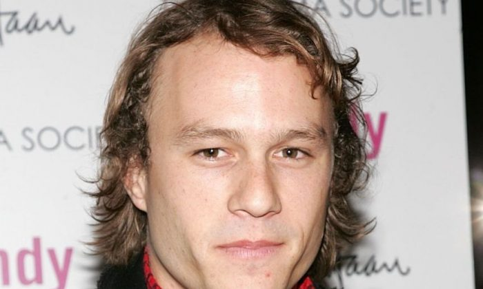 Heath Ledger died in 2008, winning an Oscar a year later.  (Photo by Bryan Bedder/Getty Images)
