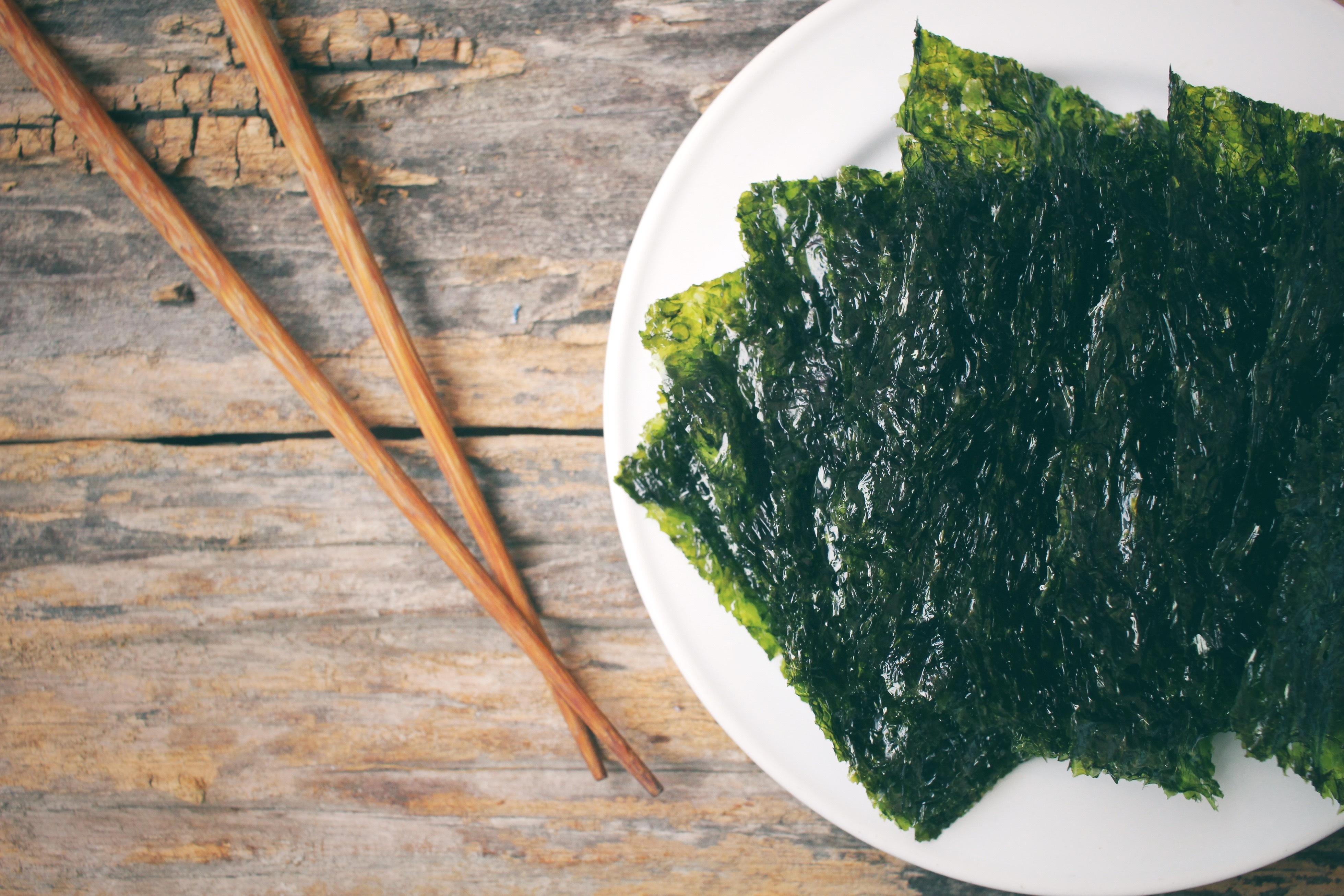 Recipe: Crisp Seaweed Chips