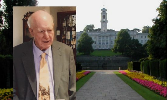 Interview With Alan Gauld, a Prominent Scholar of the Paranormal