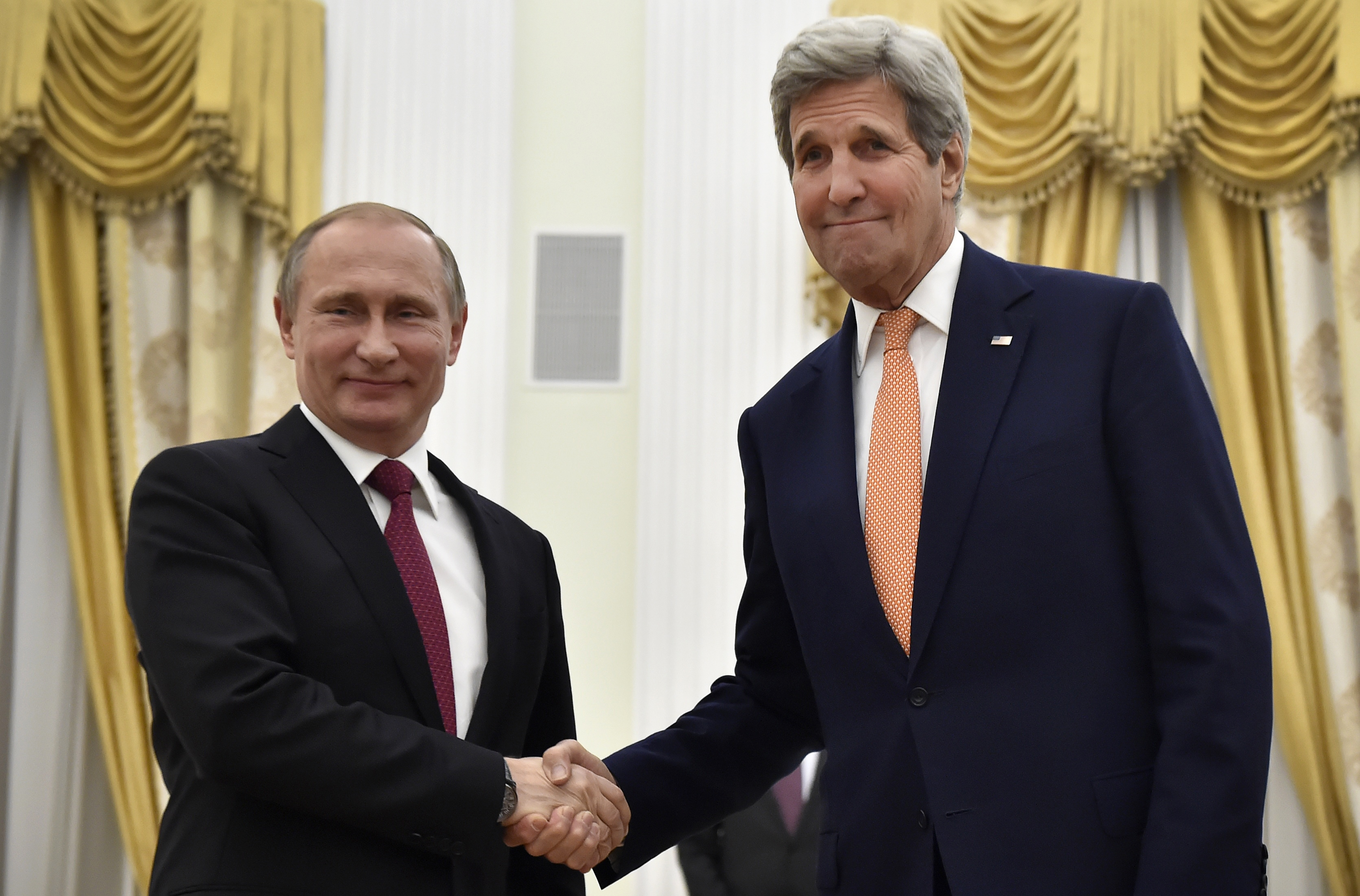 Russia Warns Against US Attack on Syrian Forces