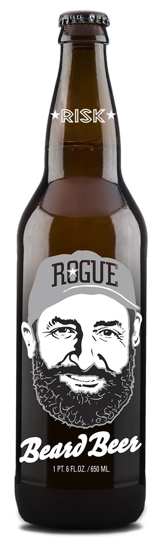 Rogue Ales' Beard Beer. (Courtesy of Rogue Ales)