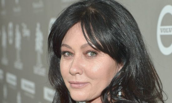 Size are shannon doherty breasts