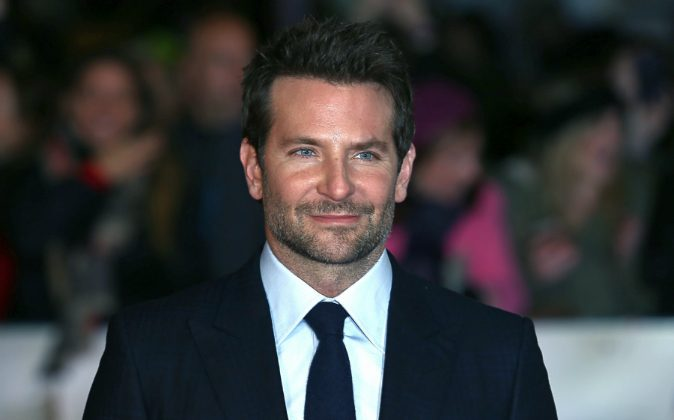 US actor Bradley Cooper poses as he arrives for the European premiere of the film 'Burnt' in Leicester Square, central London, on October 28, 2015. ( JUSTIN TALLIS/AFP/Getty Images)