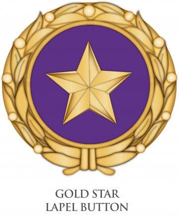 U.S. Army Gold Star. (U.S. Army)