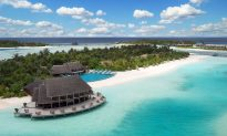 Island-Hopping in the Maldives