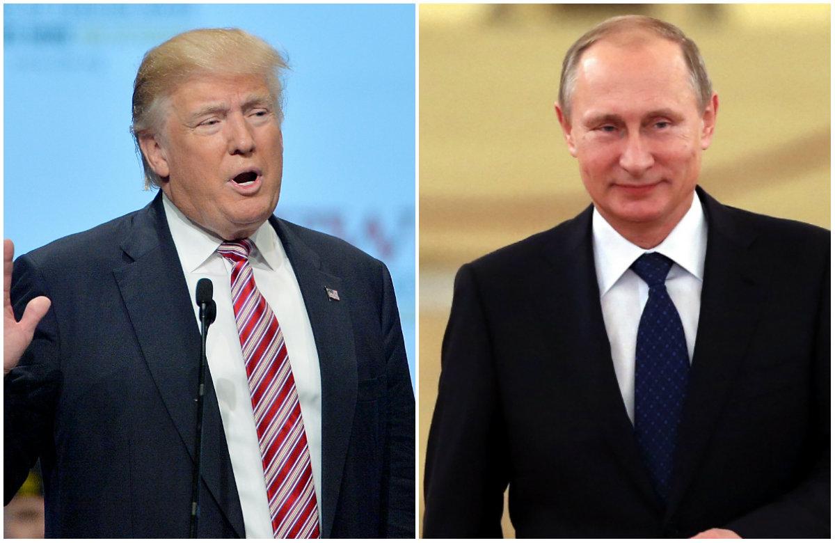 Trump Says He Wants to Restore 'Peace' Along Russia, Ukraine Border