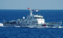 China's Air Force Flies Combat Patrol Over Disputed Islands