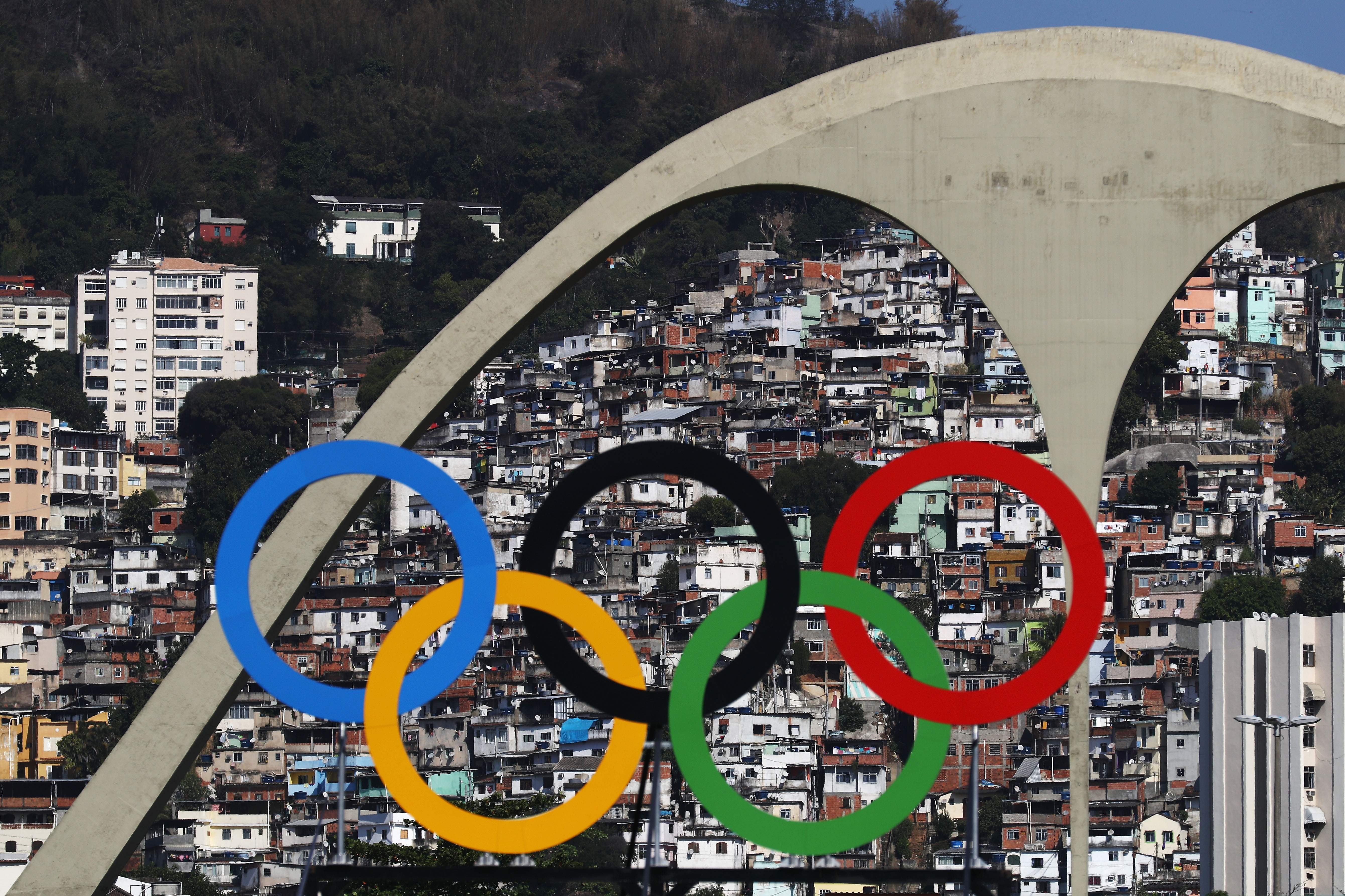 Doping Casts Long Shadow Over Olympics