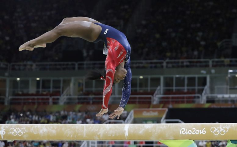 The Olympics: Character, Courage, Competition