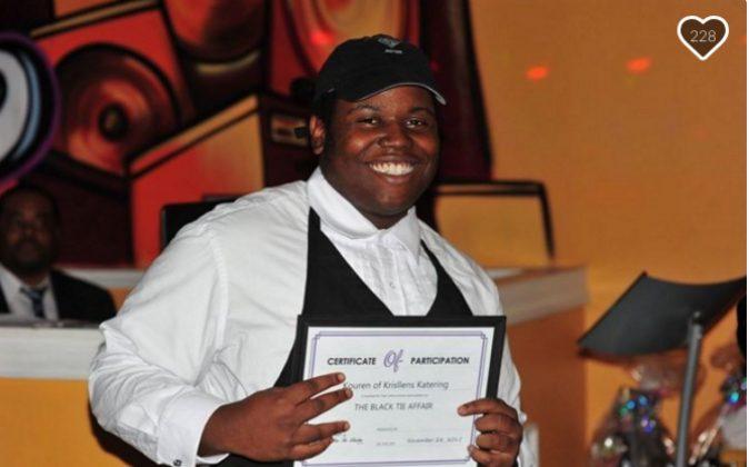 Kouren-Rodney Bernard Thomas was fatally wounded by a neighborhood watchman in North Carolina on Aug. 7. (GoFundMe/Munyir Simone Butler Thomas)