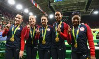 Online Comments Taking Its Toll on US Gymnast Gabby Douglas