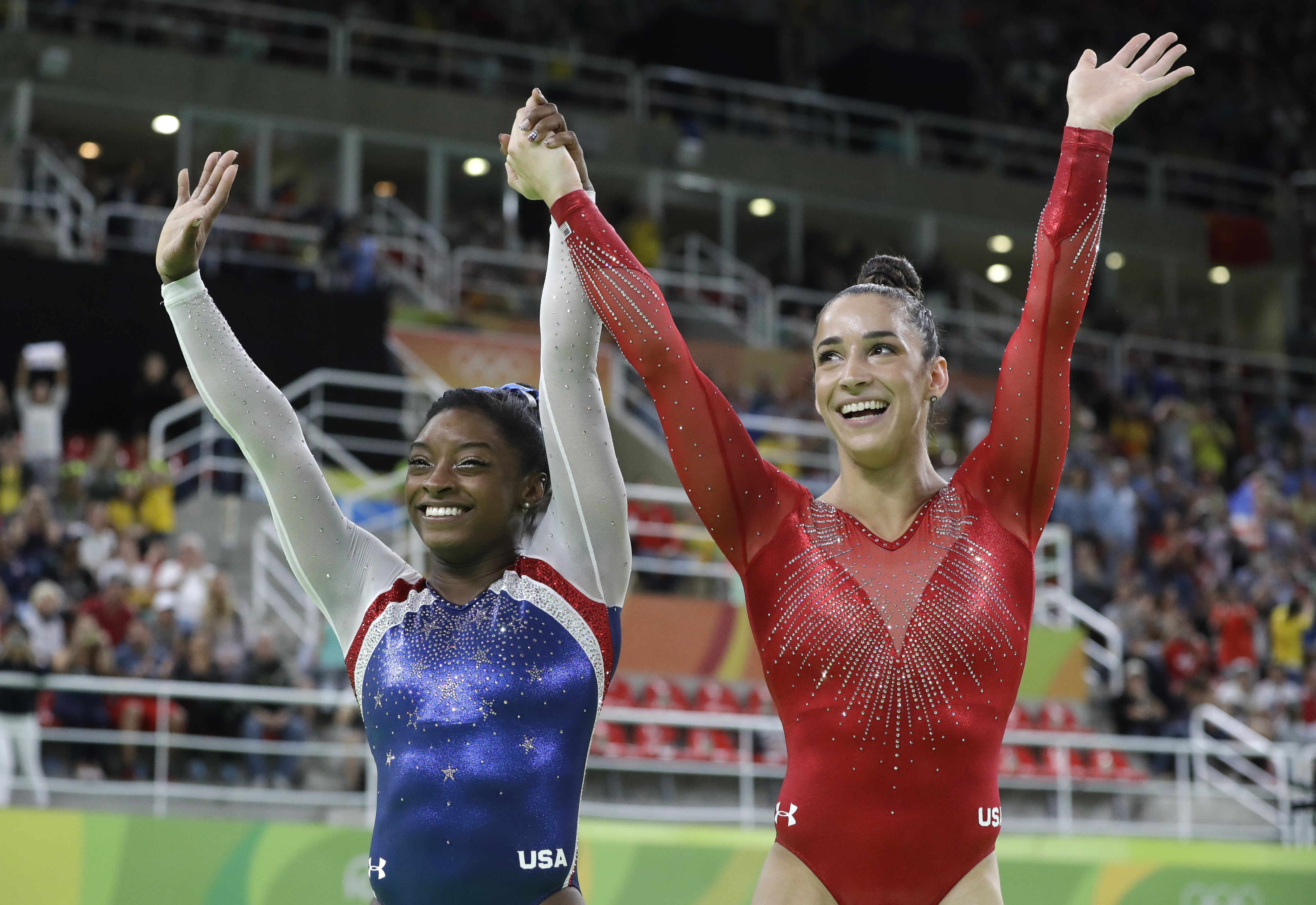 Simone Biles Responds to NBC Anchor Who Made Controversial Statement on Adopted Parents
