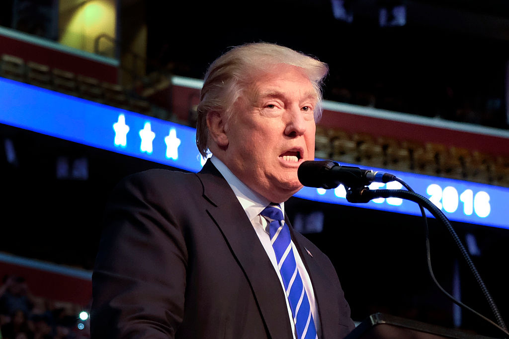 Donald Trump Calls Obama and Clinton 'Founders' of ISIS