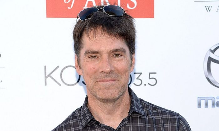 "Actor Thomas Gibson will no longer star in ""Criminal Minds"" after an on-set altercation involving a screenwriter. (Photo by Michael Kovac/Getty Images for Festival of Arts / Pageant of the Masters)"