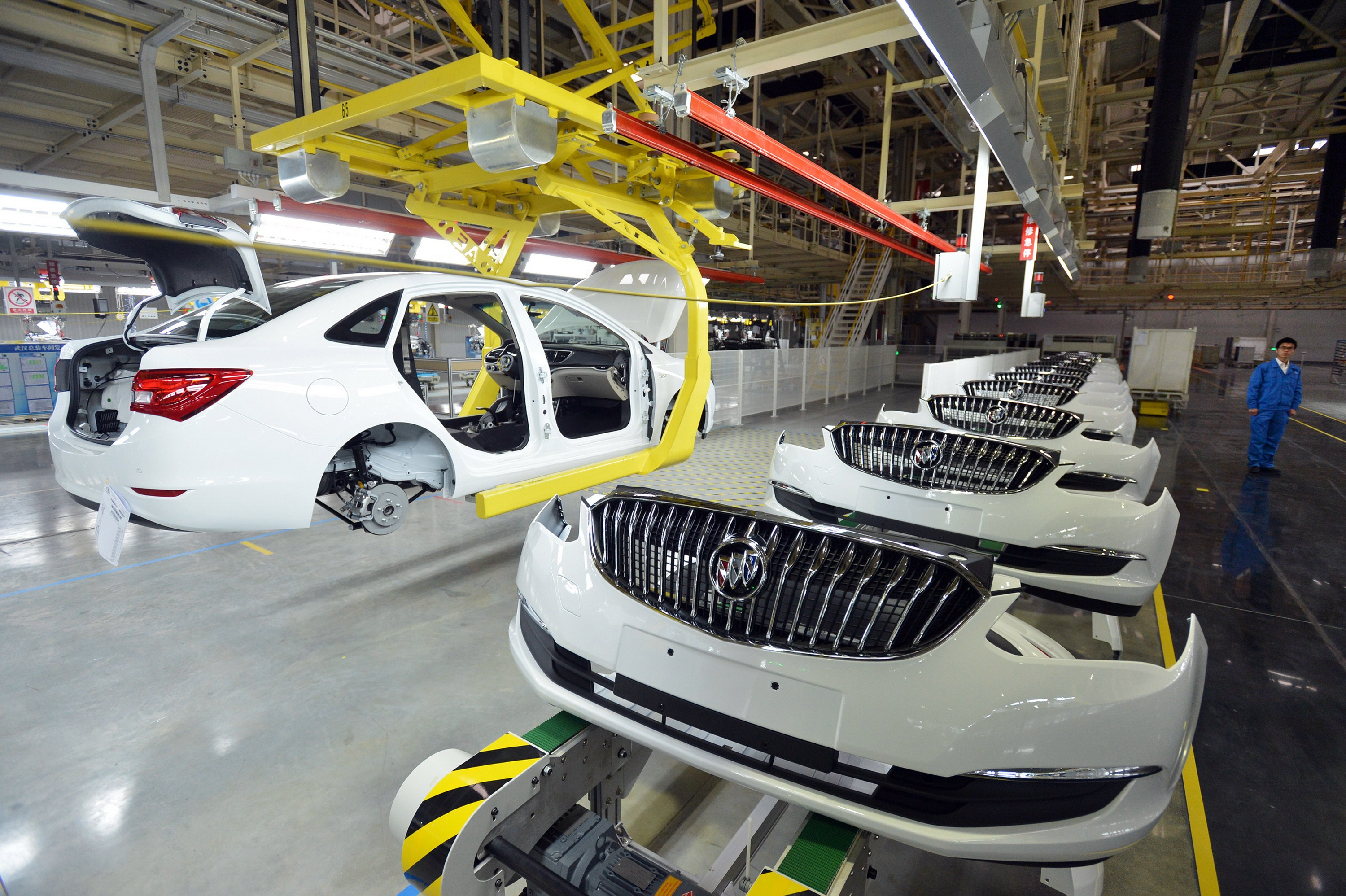 China Auto Sales Jump on Tax Incentives, Prior Year Comp | auto ...