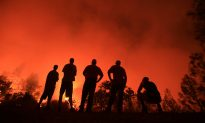 2 Wildfires in Northern California Send 1,200 Fleeing From Homes