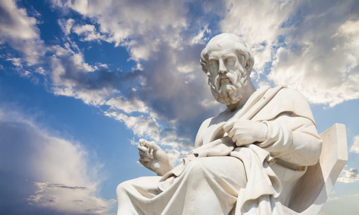 A statue of Plato from the Academy of Athens. (Anastasios71/Shutterstock)