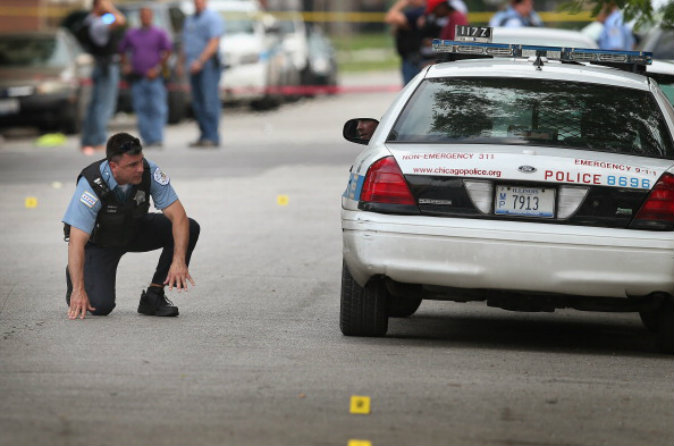 Chicago Cop's Son Shot Dead on Visit Home From College