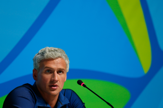 Rio Police: 'No Robbery Against' American Swimmers, Lochte