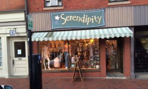 Serendipity: A Store, a Movie, and a Coincidence